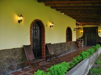 Posada Hotel Fundo San Rafael
