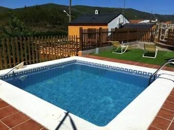 Hoteles con piscina en badajoz provincia for Hoteles en badajoz con piscina