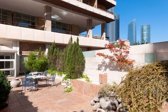 Hotel TRYP Madrid Chamartin