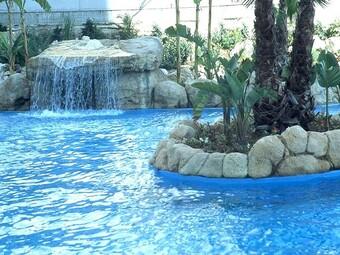 Hotel Magic Atrium Beach