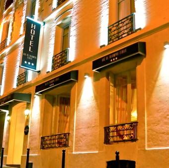 Hotel Centre Ville Etoile Paris Tripadvisor