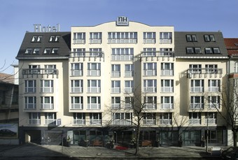 Hotel NH Berlin City Ost