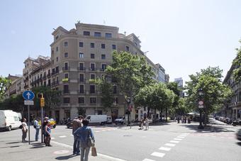 Apartamento Aspasios Rambla Catalunya Suites