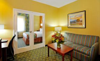 Hotel Best Western Plus Fresno Inn