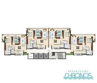 Chronos Meireles Apartamentos