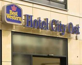 Best Western Hotel City Ost