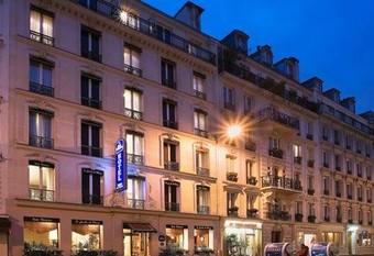 Hoteles cercanos a pante n en paris for Best western le jardin de cluny hotel