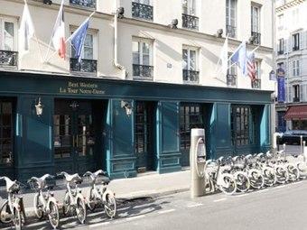 Hotel Best Western Tour Notre Dame