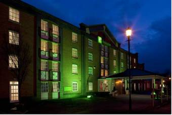 Hotel Holiday Inn Ellesmere Port/cheshire Oaks
