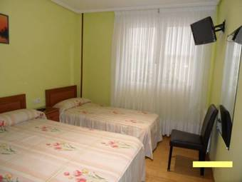 Hostal Guest House A-madrid