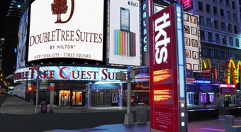 Hotel Doubletree Suites By Hilton Nyc - Times Square