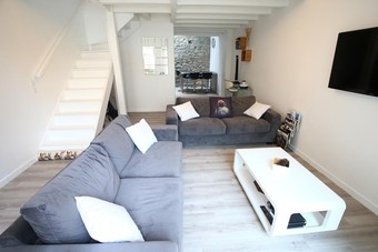 Apartamento Superb Duplex Biarritz Center