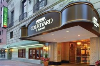 Courtyard Downtown Boston/tremont Hotel