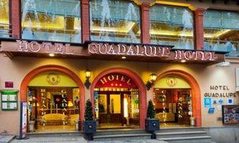 hotel guadalupe granada: