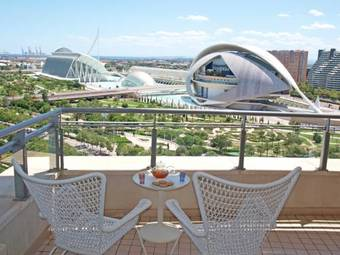 Apartamento Apartup Blue Opera View