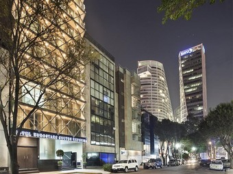 Hotel Exe Suites Reforma