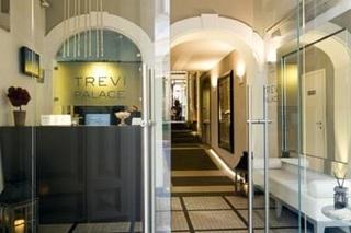 Hotel Trevi Palace Luxury Apartments
