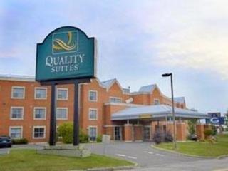 Hotel Quebec Quality Suites