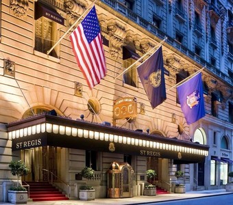 Hotel St. Regis New York