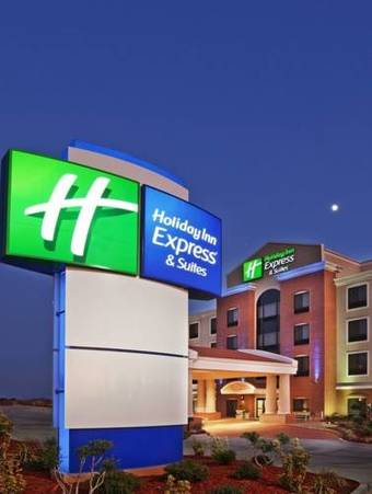 Hotel Holiday Inn Express & Suites Bonham