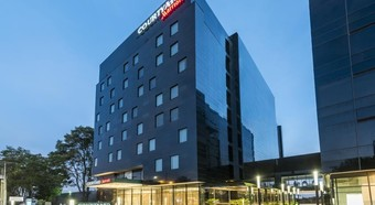 Hotel Courtyard By Marriott Bogota Airport