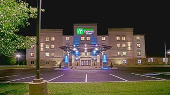 Hotel Holiday Inn Express & Suites Evansville North