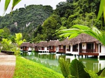 Hoteles con accesos adaptados en pangkor provincia for Casa jardin jalan damai