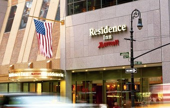 Hotel Residence Inn New York Manhattan Times Square
