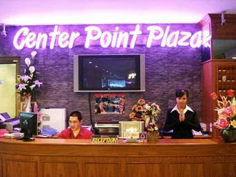 Albergue Center Point Plaza