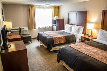 Hotel Comfort Inn And Suites West Beaverton