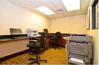Hotel Holiday Inn Express Atlanta - Northeast I-85 - Clairmont Road