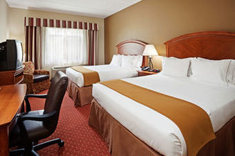 Hotel Holiday Inn Express Charlotte South Pineville