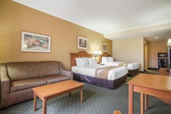 Hotel Rodeway Inn Tahlequah