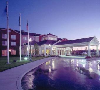 Hotel Hilton Garden Inn Spokane Airport