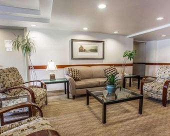 Hotel Quality Inn & Suites Everett/seattle