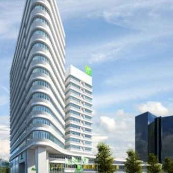 Hotel Holiday Inn Express Amsterdam - Arena Towers