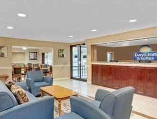 Hotel Days Inn & Suites/college Park/atlanta