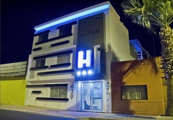 Hotel Le Prince Arica
