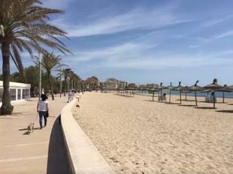 Hoteles cercanos a playa de ciudad jard n en palma de for Hotel ciudad jardin