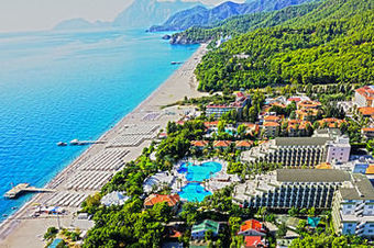 Hotel Queen's Park Tekirova Resort & Spa - All Inclusive