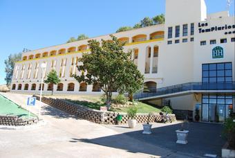 Los 2 mejores hoteles con piscina en jerez de los for Hoteles en badajoz con piscina