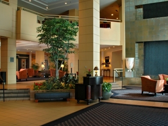 Hotel Hilton Minneapolis St.paul Airport Mall Of America
