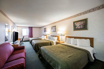 Hotel Quality Inn & Suites Caseyville