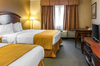Hotel Quality Inn Scottsburg