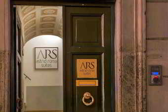 Apartamento Astrid Roma Suites