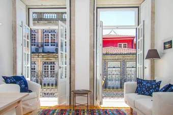 Apartamento Liiiving In Porto | Blue Flower Apartment