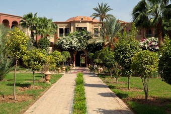 Hotel Iberostar Club Palmeraie Marrakech – All Inclusive
