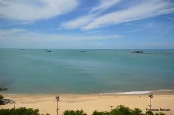 Apartamento 3-bedroom Beach Front Apartment At Beira Mar