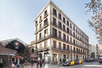 Hotel Exe Ramblas Boqueria