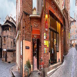 Los 30 mejores hoteles en albi for Logis de france toulouse